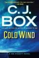 Go to record Cold wind : a Joe Pickett novel